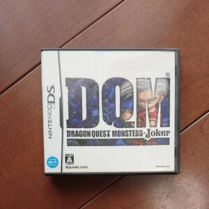 ドラゴンクエストモンスターズ ジョーカー DSソフト