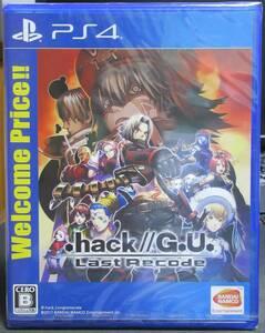 PS4 .hack//G.U. Last Recode [Welcome Price]