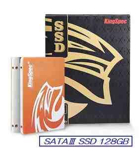 ☆彡 SSD128GB 2.5inch king spec製 ☆彡 未使用 SATA3 Solid State Drive 得価い