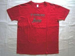 【非売品】`19 TREK ジロ デ イタリア記念 半袖Tシャツ Santini サンティーニ 反射材 トレック セガフレード 新品 メンズ L 丸首 赤