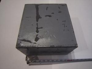 レア 昭和 OMEGA オメガ 純正 腕時計ケース 箱 木製 ボックス のみ 収納BOX 空箱