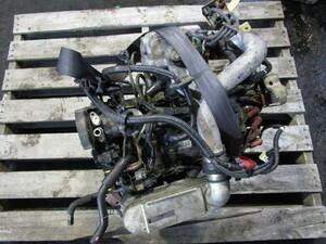 ■プレオ ネスタ RA1 エンジン スーパーチャージャー付 テストOK 45219Km カラーNo.290 EN07 CVT TA-RA1-ELEN■