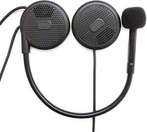 ニコマク バイク インカム イヤホン Bluetooth 4.1 薄型 ヘルメット ヘッドセット L1M ブルートゥース 高音質 技適認証取得済 ハンズフリー