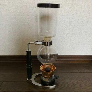 ヤマダ コーヒーサイホン サントス 耐熱ガラス 昭和レトロ