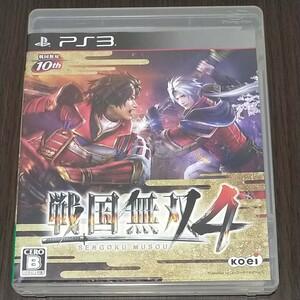 PS3 戦国無双4 ソフト