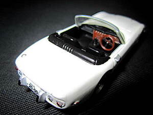 トヨタ2000GT オープンカー ● 1/50 007は二度死ぬ 007 ボンドカー TOYOTA2000GT 2000GT ショーン・コネリー 丹波哲郎 若林映子