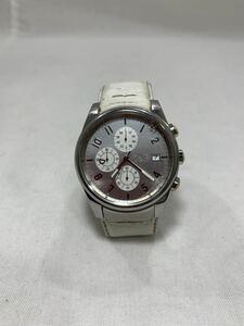 腕時計[016]【D&G】メンズ/ホワイト/クロノグラフ/DOLCE&GABBANA/ドルチェ&ガッバーナ