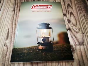 【レア未読】2019年Colemanカタログ コールマン キャンプ