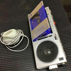 ビクター Victor ラジオ カセット レコーダー RC-S110