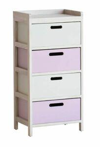 Детская мебель Дети Slim Hund -esta- (лавандовый розовый) Бруклинский стиль стиль калифорния стиль западное побережье ветер