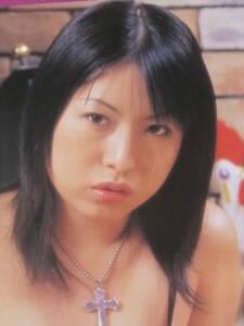 ◆P8292/昔のアイドルポスター/『愛葉るび』◆
