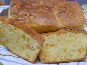伊予柑のパウンドケーキ