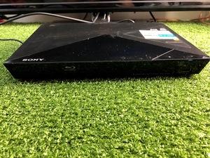 SONY/ソニー ブルーレイディスクプレーヤー/DVDプレーヤー BDP-S1200 2015年製 現状中古 通電 ジャンク扱い(C297)
