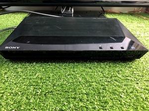 SONY/ソニー DVD/ブルーレイディスクプレイヤー BDP-S1100 2014年製 現状中古 通電 ジャンク扱い(C300)