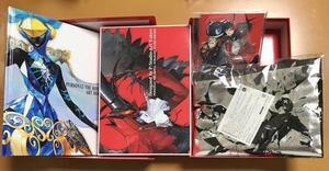 特典3点set 帯付 PS4 ペルソナ5 ザ ロイヤル ストレートフラッシュ エディション サントラ CD シャツ 設定資料集 THE ROYAL P5R Persona 5