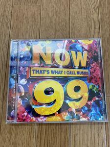 【NOW99】洋楽オムニバスCDアルバム U2 Oasis
