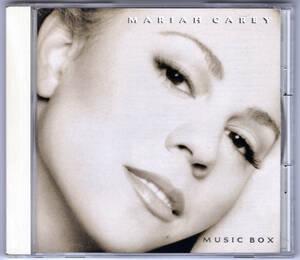 [送料込]国内盤CD★ マライア・キャリー / ミュージック・ボックス★ Mariah Carey / Music Box (1993年作品)3