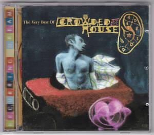 [送料込]EURO盤CD★Crowded House Recurring Dream : The Very Best Of Crowded House (1996年作品)