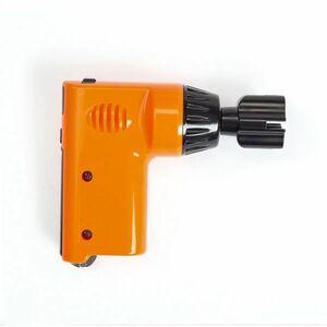 USB充電式エレキギターペグワインダーストリングカッターウクレレバンジョーギターパーツ多機能楽器 orange