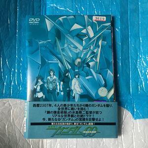 機動戦士ガンダムOO ダブルオー 全7巻セット レンタル落ち