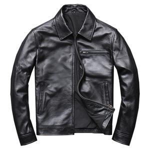 新品 紳士防寒防風バイクオートバイレザージャケット メンズ本革レザージャケット バイク多機能ライダースジャケット M-4XL 品番2002