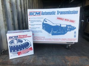 B&M Transmission * torque converter # Impala
