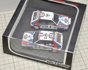 Hpi-racing 8040 ランチア デルタHFインテグラーレ 1992モンテカルロ&ツールドコルスセット LanciaDeltaHFIntegraleMonteCarloTourDeCorse