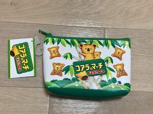 【即決】新品 ロッテ コアラのマーチ チョコレート お菓子 パッケージ 小物入れ 企業シリーズ b