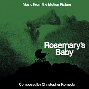 """▼ ▼ """"Rosemary baby"""" ▼ ▼ <Limited souvenir / rare, new article not opened> ▼ Christopher Komeda (Remastered Album + Film Score)"""