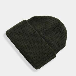 ニットキャップ ニット帽 ビーニー ニット帽子 黒 ブラック 冬服 韓国 古着