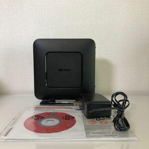 BUFFALO 無線LANルーター WSR-1166DHP
