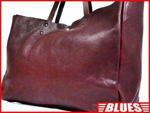 即決★N.B.★オールレザートートバッグ メンズ 赤 ワインレッド 本革 ハンドバッグ 本皮 かばん 通勤 カバン 鞄 レディース 手提げバッグ