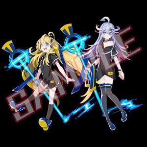 【Switch】神獄塔 メアリスケルターFinale TSUTAYA・ツタヤ特典「限定職業DLC:【T-ヒーラーFinale】」