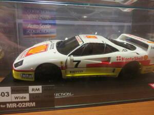 京商 ミニッツ フェラーリ F40 コンペティツィオーネ 1993 MZP321MS