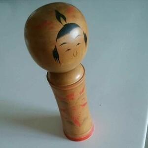 昭和レトロ こけし 鳴子 五十嵐勇 伝統こけし 郷土玩具