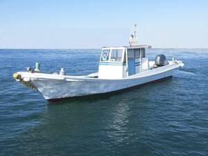 鈴木造船 S-28(4スト150馬力搭載)