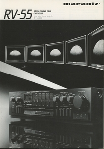 Marantz RV-55 каталог Marantz труба 3930