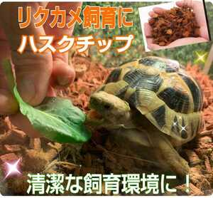 Turtle breeding flooring is the best! Good quality husk chip 5 liters bag ☆ carefully selected high quality natural materials 100% ventilation and water retention Make a clean environment ☆