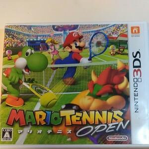 3DS マリオテニスオープン 3DSソフト ニンテンドー3DS マリオ