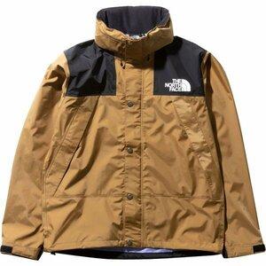 国内正規★新品未使用品★19FW/THE NORTH FACE Mountain Raintex Jacket NP11935/ ブリティッシュカーキ(BK) Sサイズ ノースフェイス
