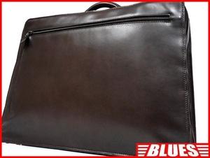 即決★NOBEL★オールレザービジネスバッグ ノーベル メンズ 茶 ブラウン 本革 かばん 本皮 書類カバン 通勤 ブリーフケース 出張カバン 鞄