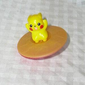 ポケットモンスター ピカチュウ マクドナルド Pokemon 独楽 こま ポケモン 自宅保管品
