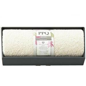 PPQ オーガニックコットン バスタオル PN10302 7123-036(a-1251138)