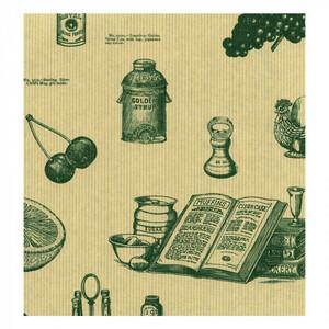 パックタケヤマ 包装紙 シルバースミスハトロン1/2 100枚組 XZK00221(a-1477872)