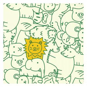 パックタケヤマ 包装紙 パズール 四六1/2 50枚×10包 XZT01683(a-1477898)