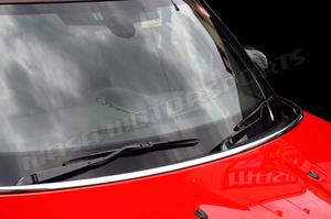 BMWMINIクーパーR50R52R5316系R55R56R57R58R59R60R61F54F55F56ジョンクーパーフロントワイパーアームカーボンシートクロスオーバー