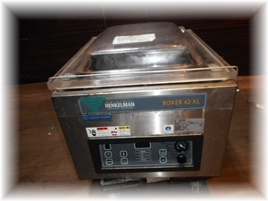 P3465 NICHIWA ニチワ 卓上型 業務用 真空包装機 真空パック BOXER42 XL