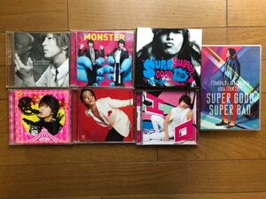 山下智久 山P 7セット CD DVD
