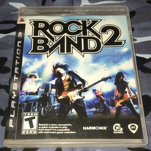 ROCKBAND2 北米版 PS3 動作確認済み 送料無料 匿名配送 PlayStation3 プレイステーション3 プレステ3 輸入版 海外版 ROCK BAND2
