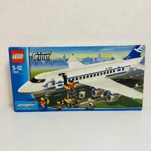 【未開封品】LEGO CiTY レゴ シティ 7893 旅客機 飛行機 希少 レア